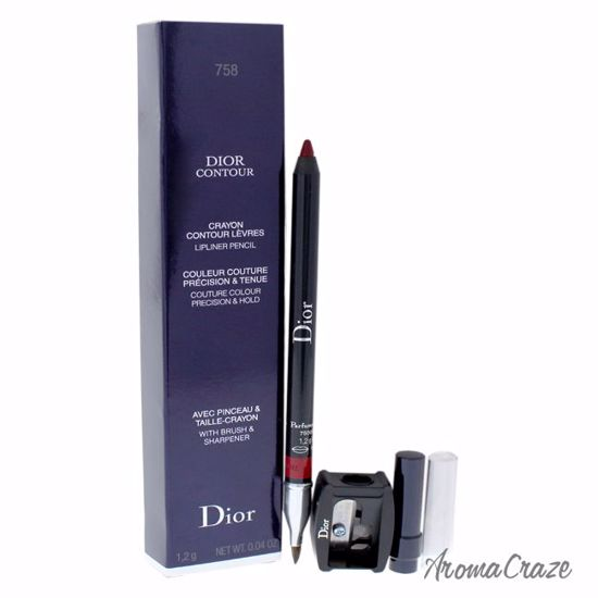 Dior by Christian Dior Contour Lip Liner Pencil # 758 Sophis