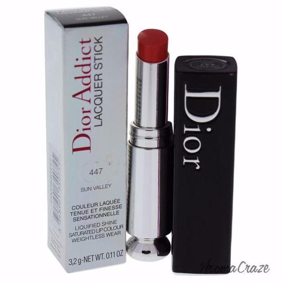 Christian Dior Lacquer Stick # 447 Sun Valley Lipstick for W