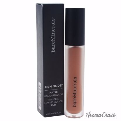 bareMinerals Gen Nude Matte Liquid Lipcolor Om Lipstick for