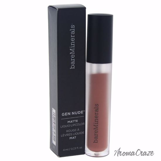 bareMinerals Gen Nude Matte Liquid Lipcolor Xyz Lipstick for