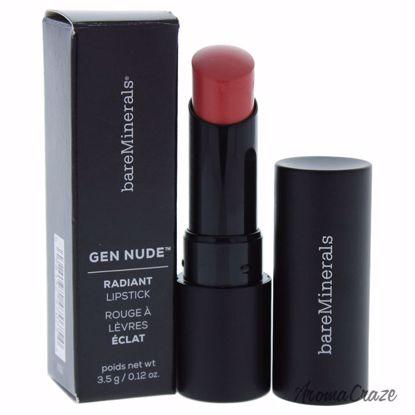 bareMinerals Gen Nude Radiant Love Lipstick for Women 0.12 o
