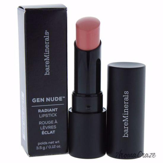 bareMinerals Gen Nude Radiant TuTu Lipstick for Women 0.12 o