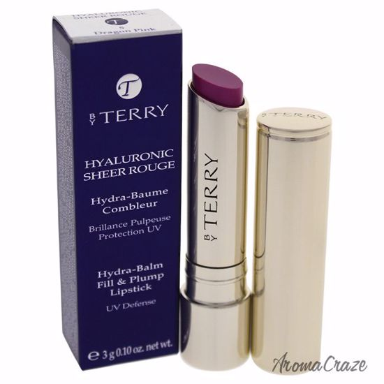 By Terry Hyaluronic Sheer Rouge # 5 Dragon Pink Lipstick for