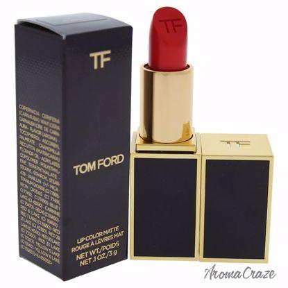 Tom Ford Lip Color Matte # 06 Flame Lipstick for Women 1 oz