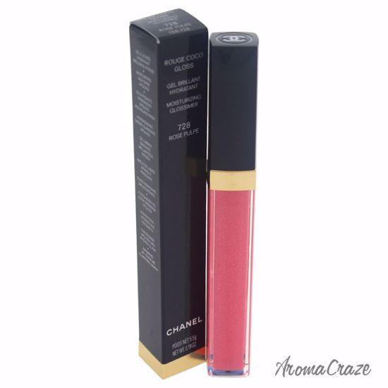Chanel Rouge Coco Gloss Moisturizing Glossimer # 728 Rose Pu