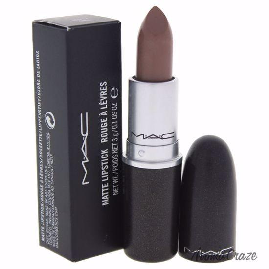 MAC Matte Lipstick Gritty Girl for Women 0.1 oz