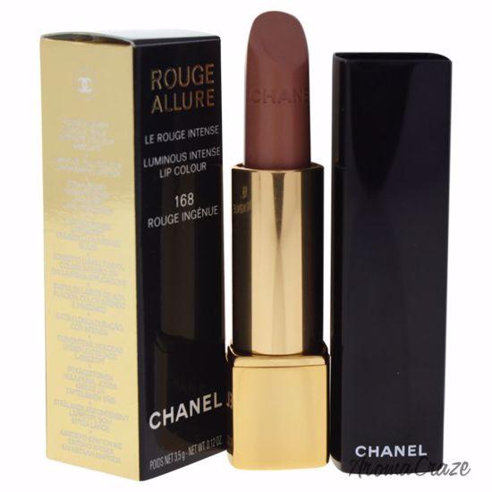 Chanel Rouge Allure Luminous Intense Lip Colour # 168 Rouge