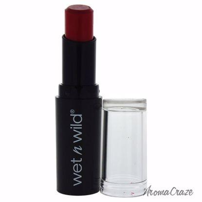 Wet 'n' Wild Mega Last Lip Color # 910D Red Velvet Lipstick