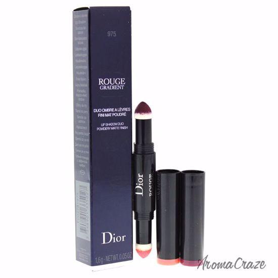 Christian Dior Rouge Gradient Lip Shadow Duo # 975 Purple Li