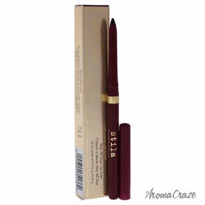 Stila Stay All Day Lip Liner Cabernet for Women 0.012 oz