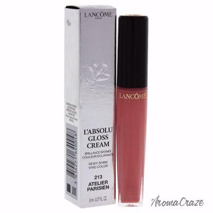 Lancome L'Absolu Gloss Cream Lip Gloss # 213 Atelier Parisie
