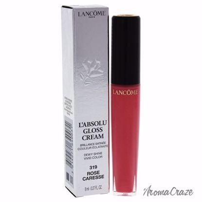 Lancome L'Absolu Gloss Cream Lip Gloss # 319 Rose Caresse fo