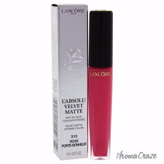 Lancome L'Absolu Velvet Matte Lip Gloss # 313 Rose Porte Bon
