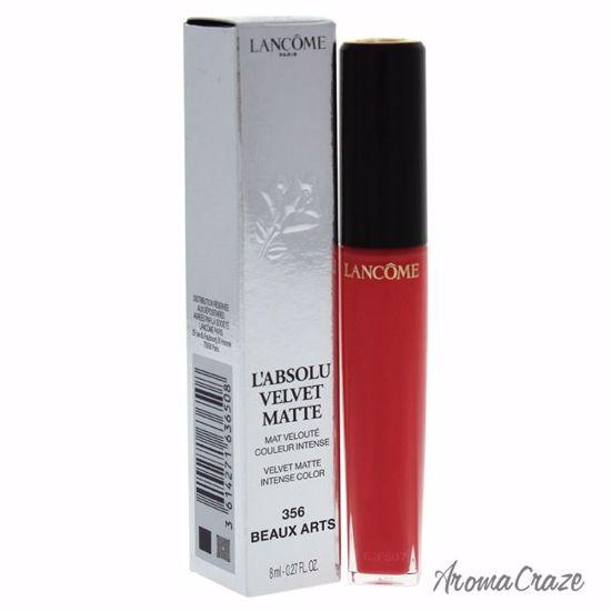 Lancome L'Absolu Velvet Matte Lip Gloss # 356 Beaux Arts for