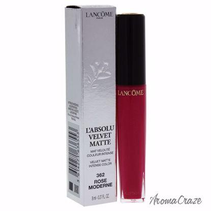 Lancome L'Absolu Velvet Matte Lip Gloss # 362 Rose Moderne f