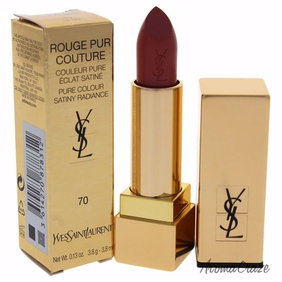 Yves Saint Laurent Rouge Pur Couture # 70 Le Nu Lipstick for