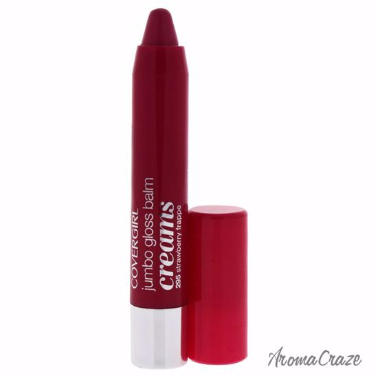 CoverGirl Jumbo Gloss Balm Creams # 295 Strawberry Frappe Lipstick for Women 0.11 oz - Lip Makeup | Lip Makeup Products | Best Lipsticks Colors | Lip Cosmetics | Lipsticks and Lip Colors | Lip Gloass | Best Lipsticks Brands | Make up cosmetics | AromaCraze.com