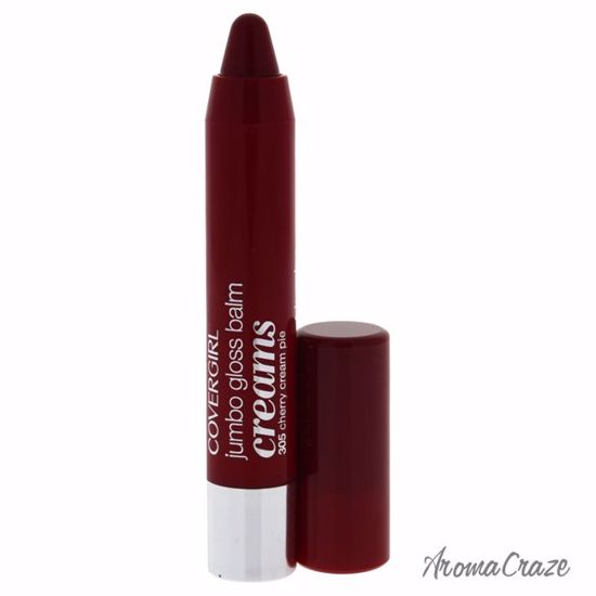 CoverGirl Jumbo Gloss Balm Creams # 305 Cherry Cream Pie Lipstick for Women 0.11 oz - Lip Makeup | Lip Makeup Products | Best Lipsticks Colors | Lip Cosmetics | Lipsticks and Lip Colors | Lip Gloass | Best Lipsticks Brands | Make up cosmetics | AromaCraze.com
