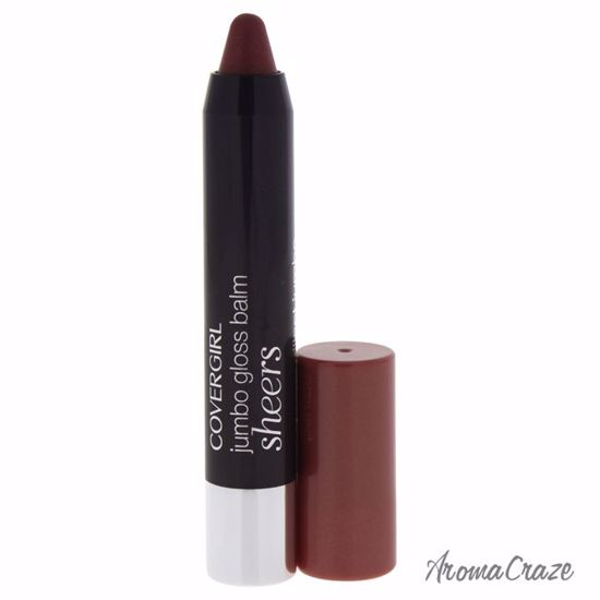 CoverGirl LipPerfection Jumbo Gloss Balm # 270 Cocoa Twist Lipstick for Women 0.13 oz - Lip Makeup | Lip Makeup Products | Best Lipsticks Colors | Lip Cosmetics | Lipsticks and Lip Colors | Lip Gloass | Best Lipsticks Brands | Make up cosmetics | AromaCraze.com