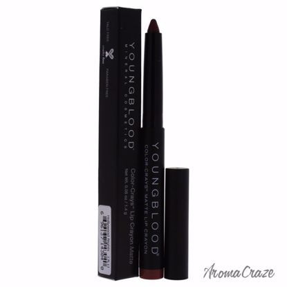 Youngblood Color-Crays Lip Crayon Matte Hollywood Nights Lip