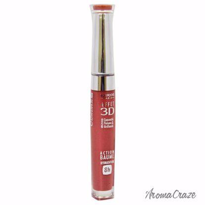 Bourjois 3D Effet Lip Gloss # 03 Brun Rose Academic for Wome
