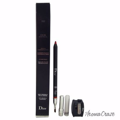 Dior by Christian Dior Contour Lip liner Pencil # 999 Rouge