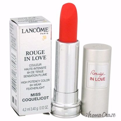 Lancome Rouge In Love High Potency Color Lipstick # 146B Mis