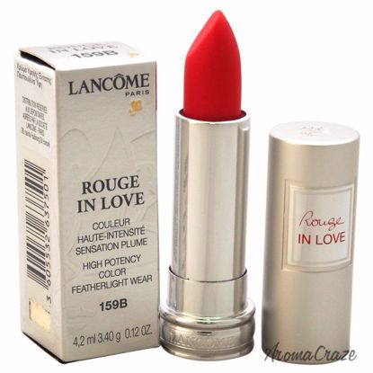 Lancome Rouge In Love High Potency Color Lipstick # 159B Rou