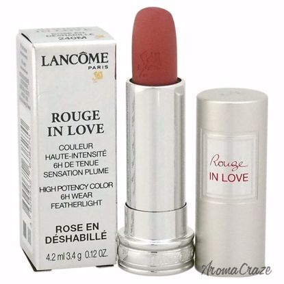 Lancome Rouge In Love High Potency Color Lipstick # 240M Ros