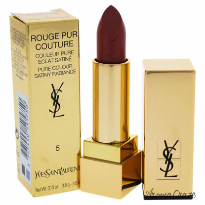 Yves Saint Laurent Rouge Pur Couture Pure Colour Satiny Radi