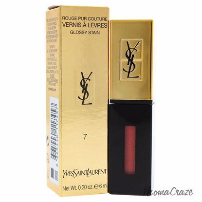 Yves Saint Laurent Rouge Pur Couture Vernis A Levres Glossy