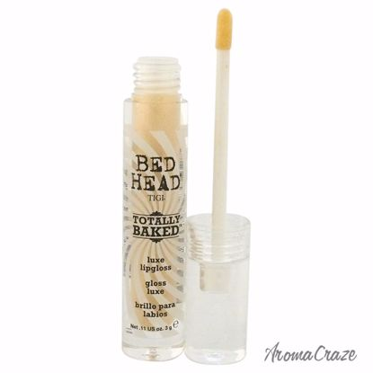 TIGI Bed Head Luxe Lip Gloss Totally Baked for Women 0.11 oz