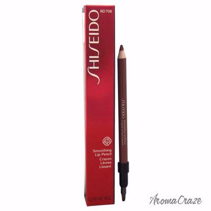 Shiseido Smoothing Lip Pencil RD708 Mahogany Lip Pencil for
