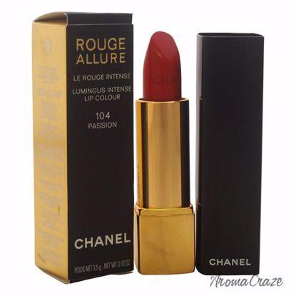 Chanel Rouge Allure Luminous Intense Lip Colour # 104 Passio