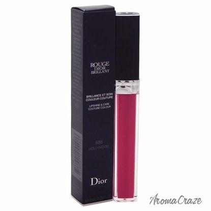 Dior by Christian Dior Rouge Brillant Lip Gloss # 688 Hollyw