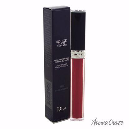 Christian Dior Rouge Dior Brillant Lipshine & Care # 760 Tim