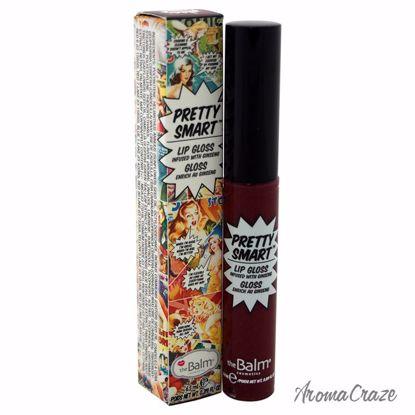 the Balm Pretty Smart Lip Gloss Boom! for Women 0.219 oz