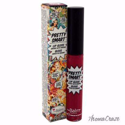 the Balm Pretty Smart Lip Gloss Pow! for Women 0.219 oz