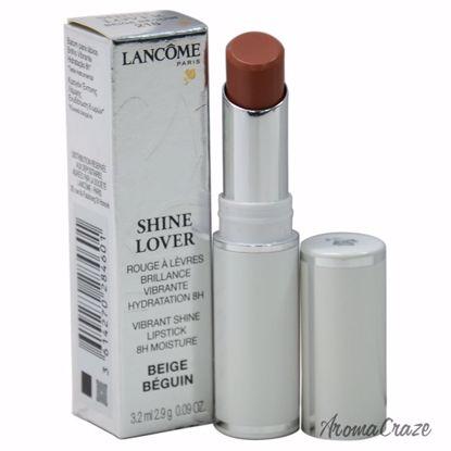 Lancome Shine Lover Vibrant Shine Lipstick # 218 Beige Begun