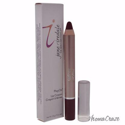 Jane Iredale PlayOn Lip Crayon Naughty Lipstick for Women 0.
