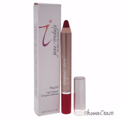 Jane Iredale PlayOn Lip Crayon Hot Lipstick for Women 0.10 o