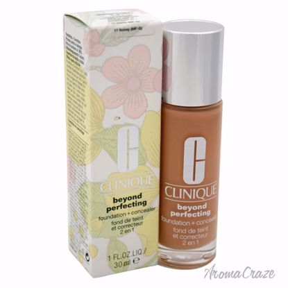 Beyond Perfecting Foundation Plus Concealer - 11 Honey MF-G