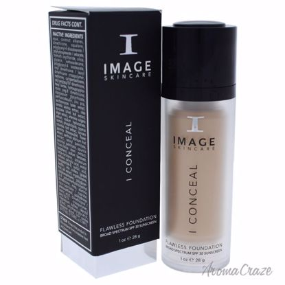 I Conceal Flawless Foundation SPF 30 - Suede by Image for Wo