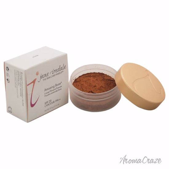 Amazing Base Loose Mineral Powder SPF 20 - Mink by Jane Iredale for Women - 0.37 oz Powder - Face Makeup Products | Face Cosmetics | Face Makeup Kit | Face Foundation Makeup | Top Brand Face Makeup | Best Makeup Brands | Buy Makeup Products Online | AromaCraze.com