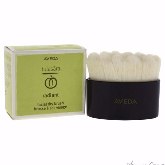 Tulasara Radiant Facial Dry Brush by Aveda for Unisex - 1 Pc Dry Brush - Face Makeup Products | Face Cosmetics | Face Makeup Kit | Face Foundation Makeup | Top Brand Face Makeup | Best Makeup Brands | Buy Makeup Products Online | AromaCraze.com