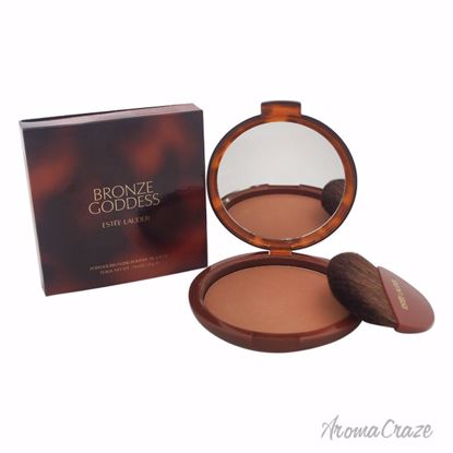 Bronze Goddess Powder Bronzer - # 02 Medium by Estee Lauder for Women - 0.74 oz Powder - Face Makeup Products | Face Cosmetics | Face Makeup Kit | Face Foundation Makeup | Top Brand Face Makeup | Best Makeup Brands | Buy Makeup Products Online | AromaCraze.com