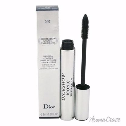 Diorshow Iconic Extreme Waterproof Mascara - # 090 Black by