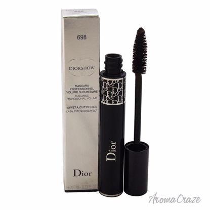 Diorshow Lash Extension Effect Volume Mascara - # 698 Pro Br