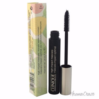 High Impact Mascara - 01 Black by Clinique for Women - 0.28