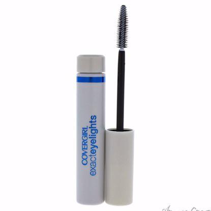 Exact Eyelights Waterproof Mascara - # 720 Black Gold by Cov